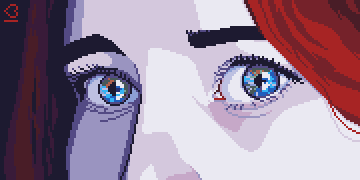 Pixel Dailies: Eyes