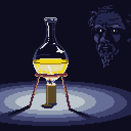 Pixel Dailies: The Dream of Alchemy